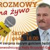 ROZMOWY NA ŻYWO #3 Nasz gość – Przewodniczący Rady Krzysztof Gajcy (24.08.2011) AUDYCJA DO POBRANIA