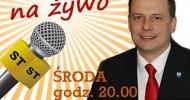 ROZMOWY NA ŻYWO #4 Nasz gość – Burmistrz Tłuszcza Paweł Bednarczyk (14.09.2011) AUDYCJA DO POBRANIA