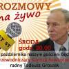ROZMOWY NA ŻYWO #6 Nasz gość – radny Tadeusz Groszek (12.10.2011) AUDYCJA DO POBRANIA