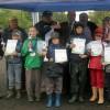 ST 9/2012 VIII Międzyszkolne Zawody w wędkarstwie spławikowym: w deszczu i chłodzie