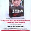 """Spotkanie z ks. W. Lemańskim i promocja książki """"Z krwi, kości i wiary"""" w Jasienicy"""