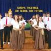 ST 11 (91)/2014 Witajcie, czyli wizyta partnerów programu Comenius w Z.S. w Miąsem