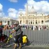 Zaproszenie – prelekcja i pokaz zdjęć z rowerowej wyprawy do Rzymu