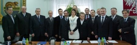 Rada Miejska w Tłuszczu, kadencja 2010-2014