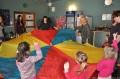 Zabawy dla dzieci odbywają się w każdą niedziele