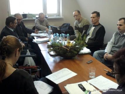 Posiedzenie Komisji Rewizyjnej 21 grudniu 2012 r.