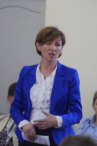 Dyrektor Hanna Szyszkowska