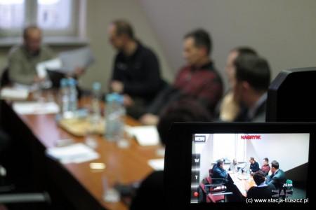 Komisja Rewizyjna - 17.01.2013