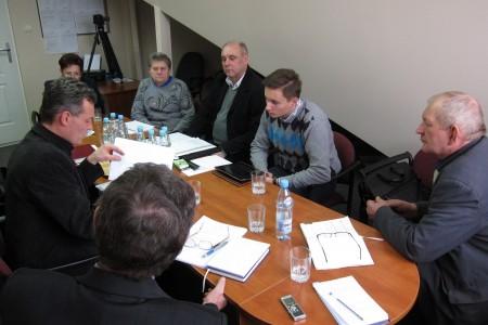 Komisja Budżetu i Inwestycji - 18.01.2013 r.