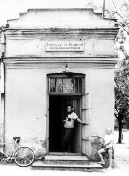 Józef Kulesza – założyciel Muzeum Ziemi Tłuszczańskiej