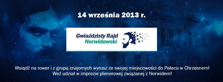 Gwiaździsty Rajd Norwidowski