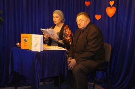 Walentynki w Bibliotece Publicznej w Tłuszczu