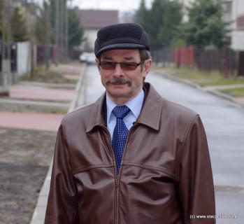 Radny Włodzimierz Malinowski, fot. MP