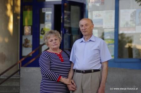 Irena i Kazimierz Blusiewiczowie