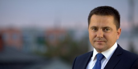 Jacek Balcerak - kandydat na Burmistrza Tłuszcza