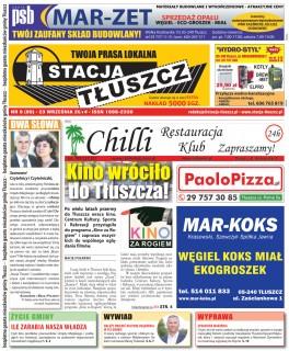 Stacja Tłuszcz nr 9 (89)/2014