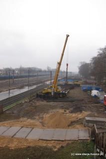 Przebudowa stacji PKP w Tłuszczu ma się zakończyć w II połowie 2016 r. Pod koniec przyszłego roku ma zostać oddane do użytku przejście pod torami, które zastąpi wysłużoną kładkę dla pieszych