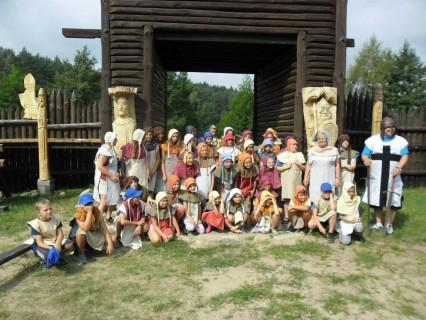 W ubiegłym roku dzięki środkom z funduszu sołeckiego 40 dzieci z Jarzębiej Łąki wyjechało na 3 dni na Pojezierze Brodnickie