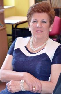 Dyrektor Biblioteki Publicznej w Tłuszczu Bogumiła Boguszewska
