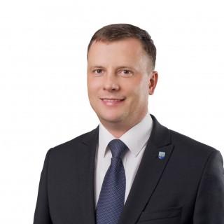 Burmistrz Paweł Bednarczyk
