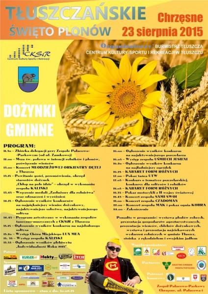 plakat_Dożynki
